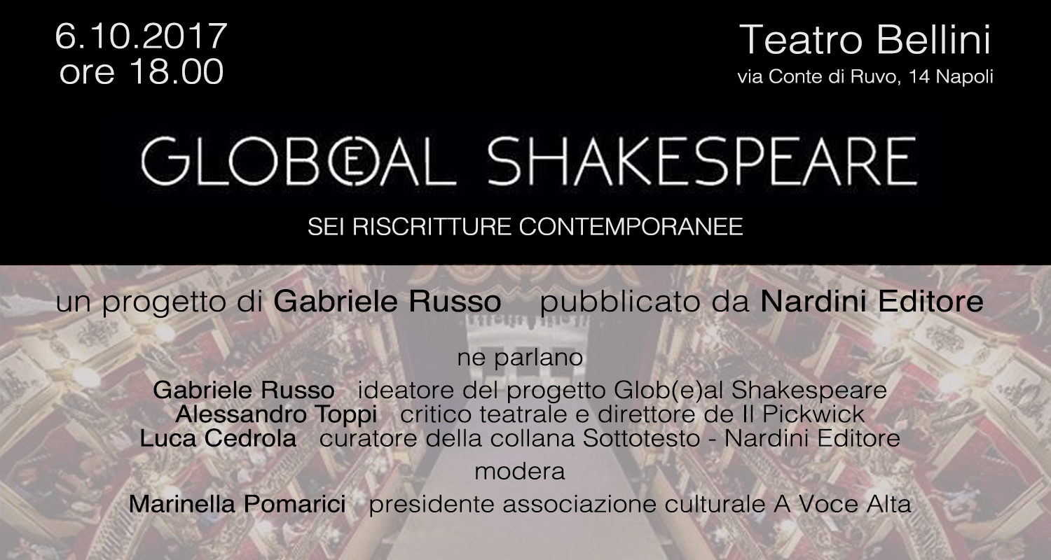 Glob(e) al Shakespeare
